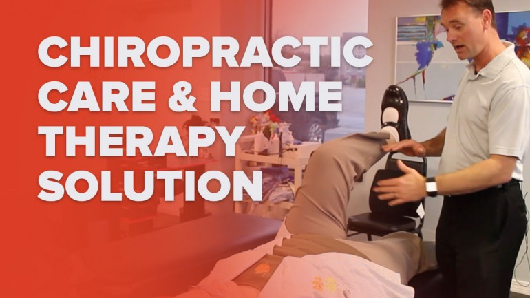 Chiropractic Care and Home Therapy Solution for Spinal Stenosis