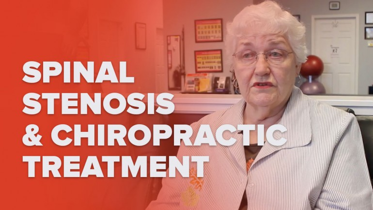 Chiropractic Care for Spinal Stenosis